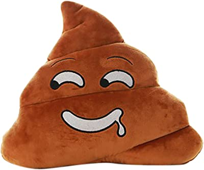 Amazon.com: Oi Emoticono Cojín Almohada Stuffed Plush Toy ...
