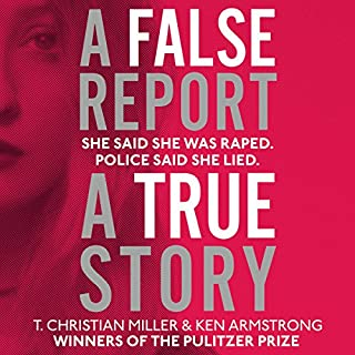 A False Report cover art