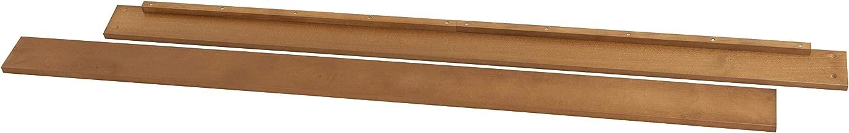 DaVinci Twin/Full Size Bed Conversion Kit, Chestnut