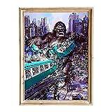 FANART369 King Kong #3 Poster A3 Größe Filmposter