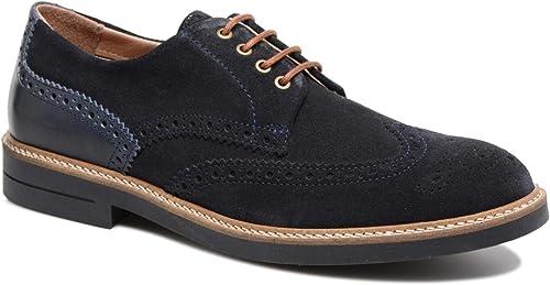 Schmoove - zapatos de Cordones de Otra Piel Hombre