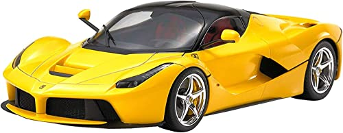comprar barato Tamiya Tamiya Tamiya 24347 24347-1 24 Ferrari LaFerrari - Maqueta de construcción de plástico, para Manualidades, aficiones, Pegar, Kit de Montaje de plástico, sin Pintar  Ahorre 35% - 70% de descuento