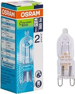 Osram G9 60 Watts Capsule Halogen Bulb