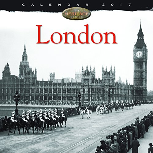 London wall calendar 2017 (Art calendar)