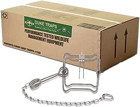 Duke #110BT Single Spring Body Grip Trap - 4.5
