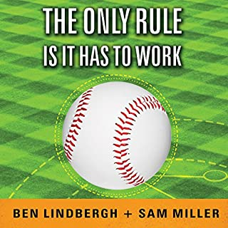 The Only Rule Is It Has to Work audiobook cover art