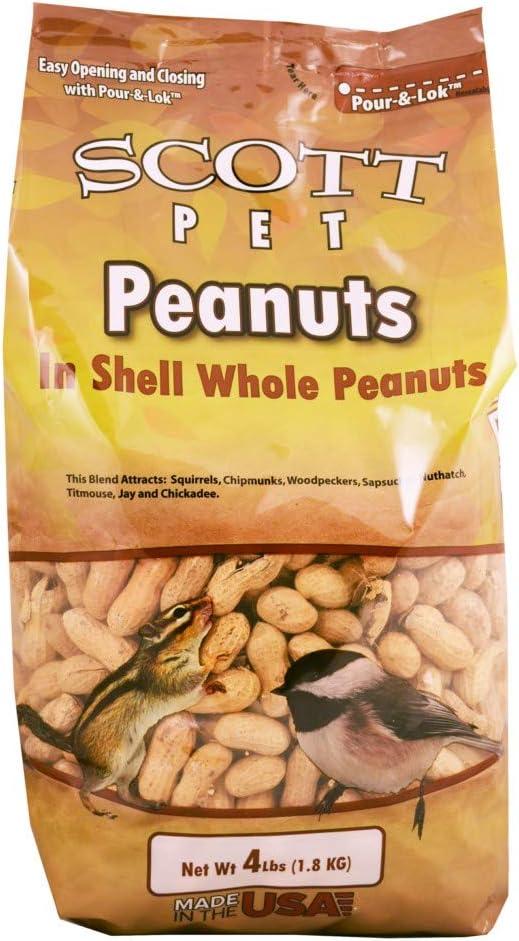 Peanuts Polybag 4 Lbs
