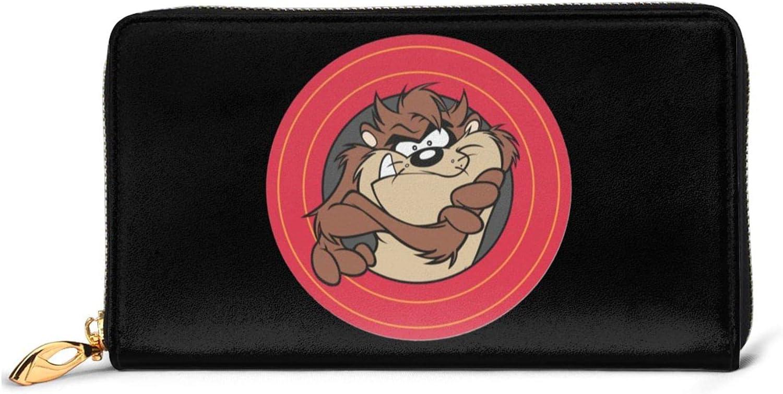 Sale item Tasmanian Devil Taz Wallet Cartoon Women Anime Leather Men Free Shipping Cheap Bargain Gift Walle