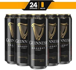 Guinness Draught 24 pack de 440ml C/U