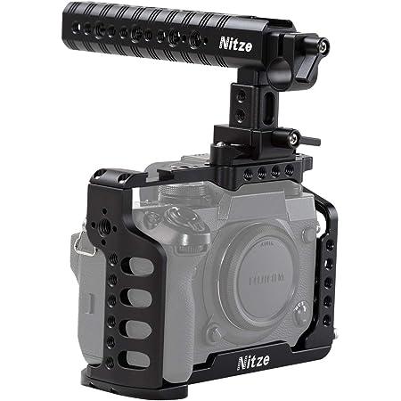 Nitze X H1 Camera Cage Kit Kompatibel Mit X H1 Mit Kamera