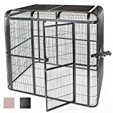 A&E CAGE CO 86-Inch by 62-Inch Walkin Aviary,...
