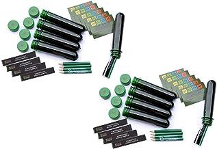 geo-versand Nieuw! Eind met logboek Brei - 10 x Petling - logboek waterdicht - pen complete set pakket geocaching cache ve...