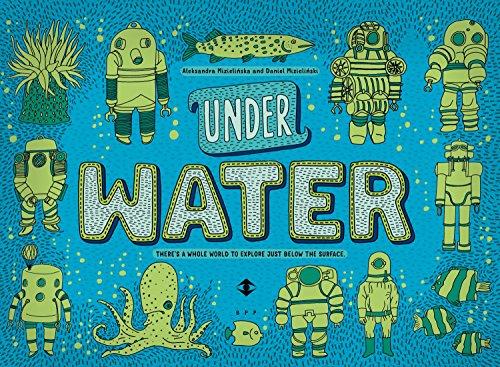 UNDER WATER UNDER EARTH