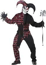 California Sinister Jester Costume