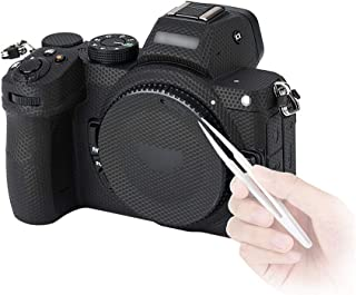 Kiwifotos Osłona obudowy aparatu, ochrona przed zarysowaniem, wycinana naklejka do kamery Nikon Z5 (wzór matrycowy)