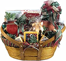 Gift Basket Village The Midwesterner, Cheese and Sausage Gift Basket (XXL), Courmet Meat and Cheese Gift Basket with Wisconsin Favorites and More, 20 Pounds