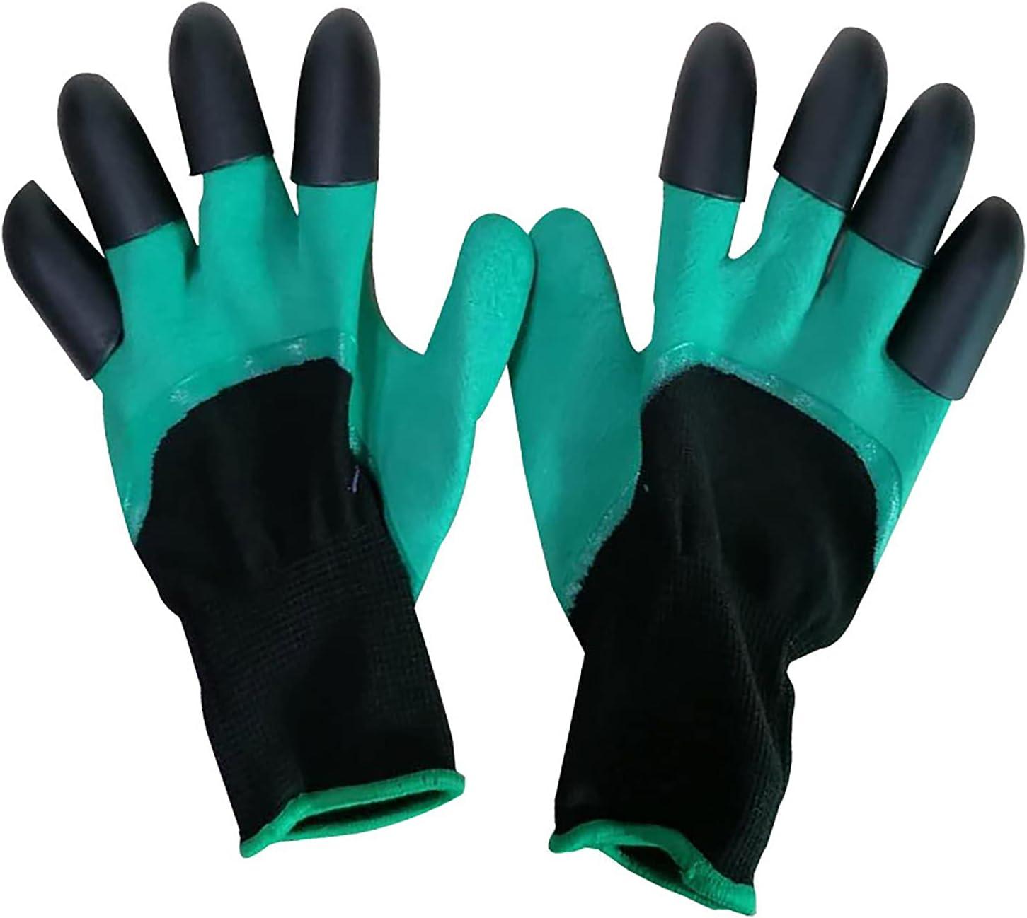 TMF Ranking Ranking TOP1 integrated 1st place Rubber Flexible Gardening Gloves Weeding Gar Outdoor Seeding