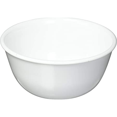 Corelle Winter Frost White Dessert Bowls 10 Oz Pack Of 6 Soup Cereal Bowls Dessert Bowls