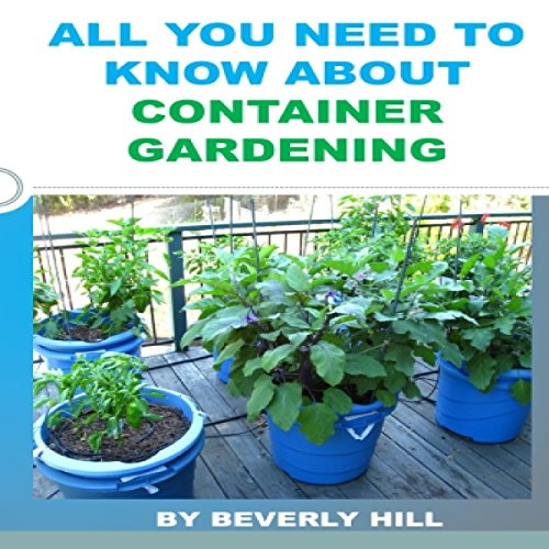 All You Need to Know About Container Gardening Titelbild