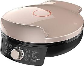 YUMEIGE Elektrische bakvorm Elektrische bakpan, dubbelzijdige verwarmingspannekoek, verdieping en vergrotende bakpan, dubb...