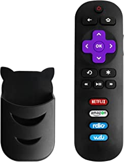 Motiexic RC280 Remote Control Compatible with TCL Roku TV 32S3750 40FS3750 55UP120 40FS4610R 65US5800 32S3800 28S3750 32S3700 55UP130 50UP130 43UP130 32S3850A 32S3850B 32S3850P 32s301 55US5800 55c803