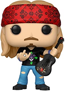 Funko Pop! Rocks: Bret Michaels (Styles May Vary)