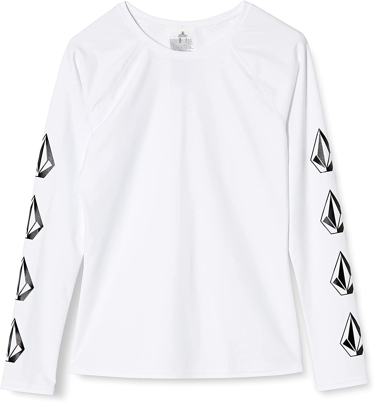 Volcom Women's Simply Solid Long Sleeve Rashguard