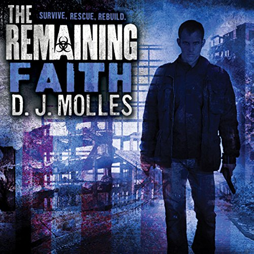 The Remaining: Faith audiobook cover art