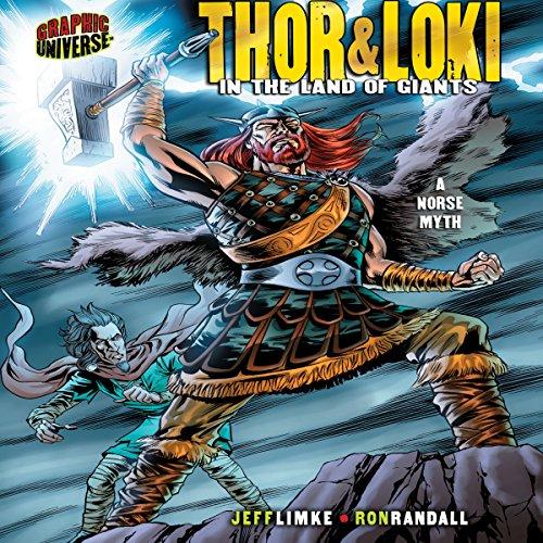 Thor & Loki Audiobook | Jeff Limke | Audible com au