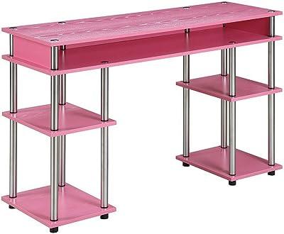 Amazon.com: Sauder 420509 Canal Street L-Desk, L: 60.75