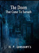 The Doom That Came to Sarnath Illustrated