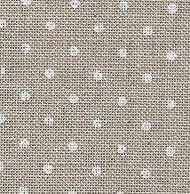 Zweigart 32ct Petit Point Raw/White Belfast Linen Fabric -18x27