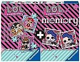 Ravensburger LOL Multipack Memory e 3 Puzzle, Multicolore, 20549