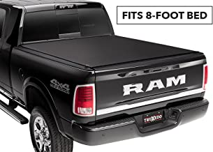 TruXedo Pro X15 Soft Roll Up Truck Bed Tonneau Cover | 1448901 | fits 09-18, 2019 Classic Ram 1500, 2500, 3500 8' bed