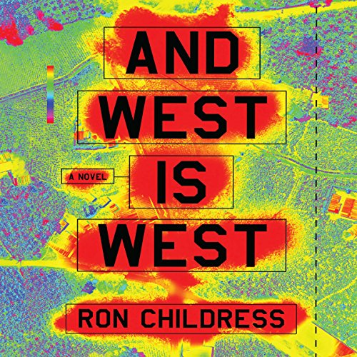 And West Is West audiobook cover art