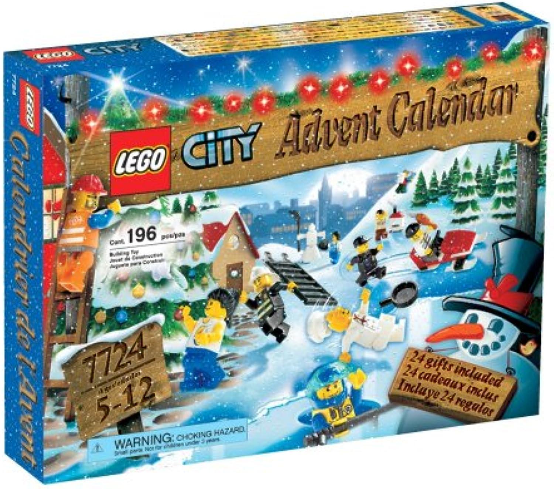 Lego City Advent Calendar 2008