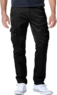Men's Athletic-Fit Cargo Pants