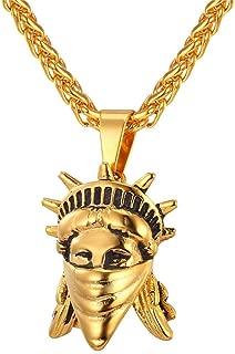 cool gold pendants