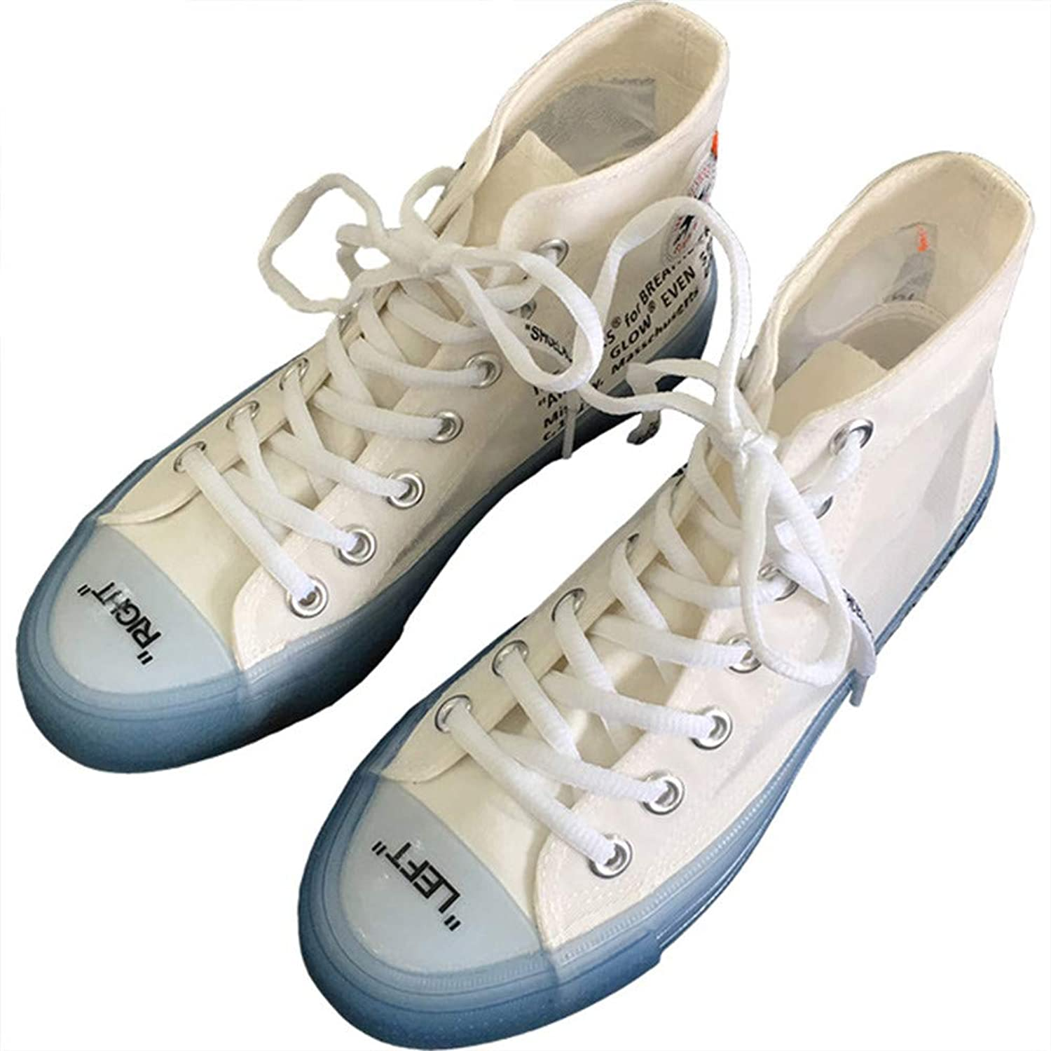 Mageed Anna Women Casual shoes New Soft Canvas shoes High Top Unisex Canvas shoes
