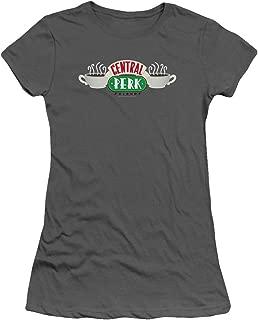 Friends Central Perk Junior's Teen Girls T Shirt & Stickers