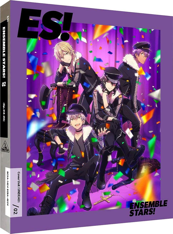 制限する海賊パイプラインあんさんぶるスターズ!  Blu-ray 02 (特装限定版)