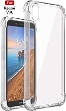 Jkobi Silicone Back Cover for Xiaomi Redmi 7A - Transparent