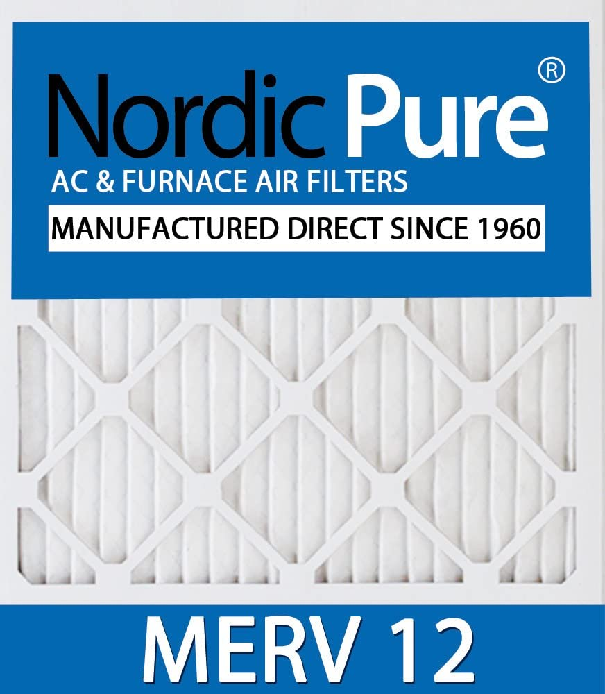 16x25x3 GeneralAire Replacement Max 46% OFF MERV 12 Qty specialty shop Plus Carbon 1