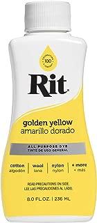 All-Purpose Liquid Dye, Golden Yellow