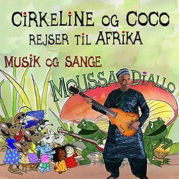 Cirkeline og Coco Rejser Til Afrika