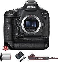 Canon EOS-1D X Mark II Digital SLR Camera Body (International Model) No Warranty