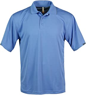 Akwa Men's Bamboo Polo Made in USA