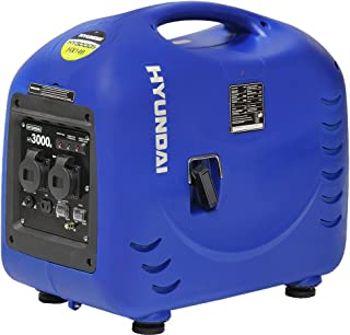 Generador Inverter de 2800 W Hyundai modelo HY3000Si