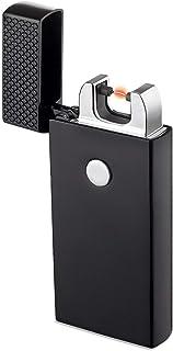Encendedor USB, TECCPO Encendedor Electrico sin Llama, Bater