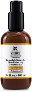 Kiehl's Dermatologist Solutions Powerful-Strength Line-Reducing Concentrate (With 12.5% Vitamin C + Hyaluronic Acid) 100ml...